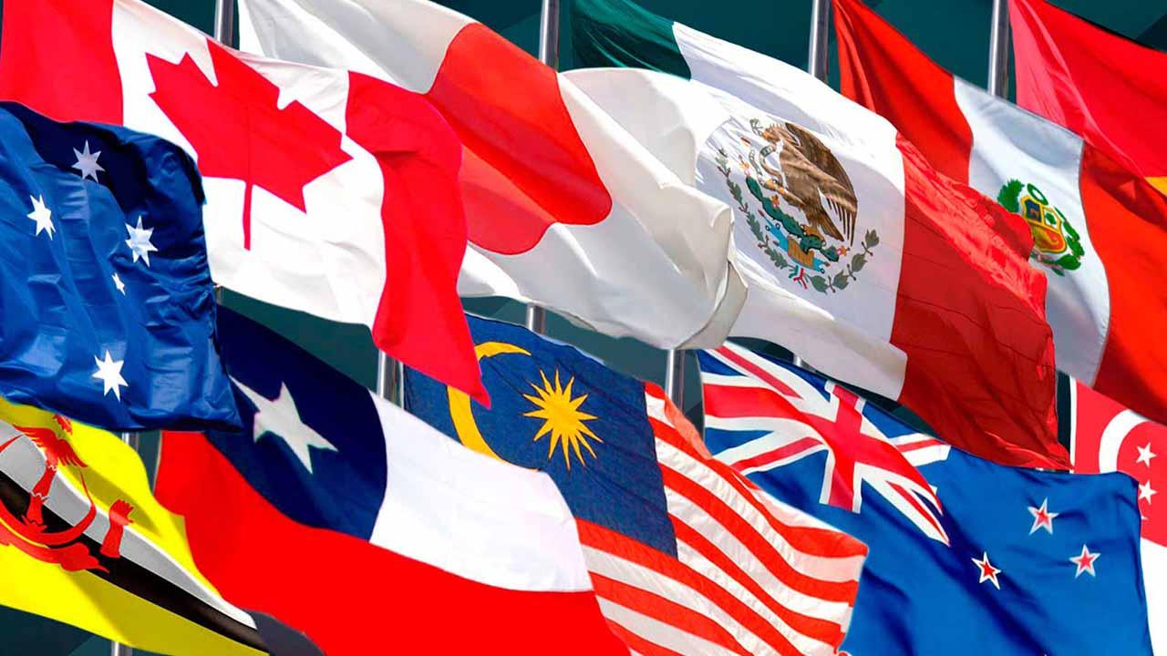Tres países de Lationoamérica participarán en el Tratado Integral y Progresista de Asociación Transpacífico que quedará abierto a nuevas integraciones
