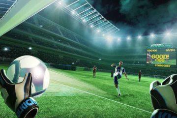 El modelo contará con unos lentes de VR Vive Pro y se usará mediante la aplicación Mi Hiepa Sports, la cual sirve para entrenar a los futbolistas de élite