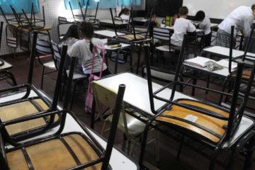 Doble Llave - Abandono escolar en el país alcanzó el 30%