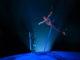Yann Arnaud, de 38 años, cayó mientras realizaba una acrobacia en un show el pasado sábado en la ciudad de Tampa