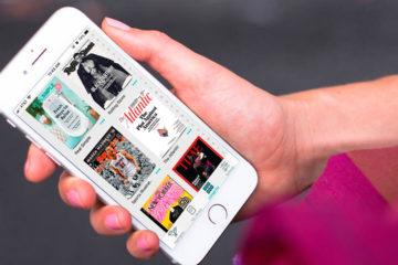 La firma de la manzana mordida no detalló cuál fue la suma que canceló por la plataforma digital de revistas