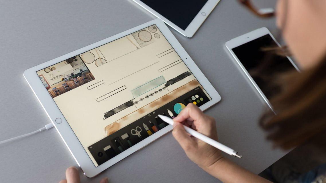Doble Llave - Apple lanzó nuevo iPad para estudiantes}