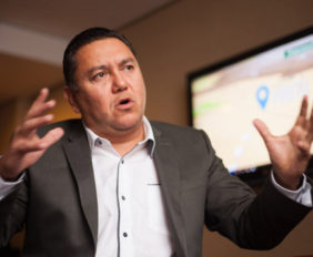 El aspirante en las próximas elecciones habló sobre los problemas económicos de Venezuela y su motivación para ser presidente de la República