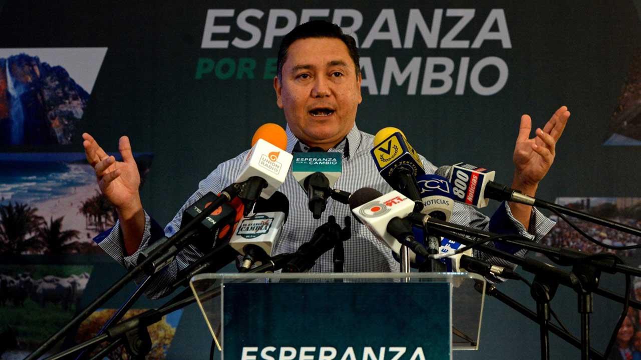 La campaña del candidato opositor continuará este sábado desde varios sectores de la Gran Caracas
