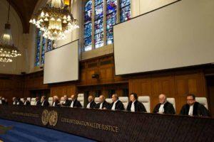El documento fue entregado en la Corte Internacional de Justicia por el ex presidente boliviano Eduardo Rodríguez