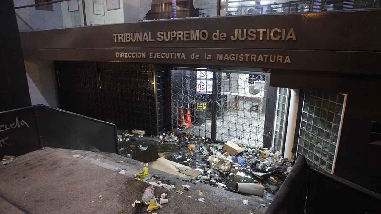 La diputada Delsa Solórzano informó que los aprehendidos en junio de 2017 se encuentran en libertad bajo medidas cautelares