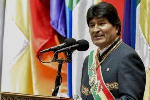 Doblellave-Evo Morales pone en duda su asistencia a la Cumbre de las Américas