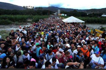Doble Llave - Países no toman acciones en contra del mandatario venezolano, porque aumentará la migración de ciudadanos a otras fronteras