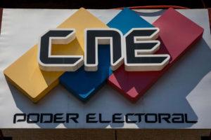 La Rectora Principal del CNE recalcó que una vez admitidas, se procederá a escoger las posiciones en la boleta electoral