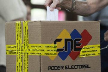 Juan Gutiérrez y Giovanny Pérez fueron elegidos por Avanzada Progresista (AP), José Alejos del Movimiento al Socialismo (Mas) aspirarán al circuito 1