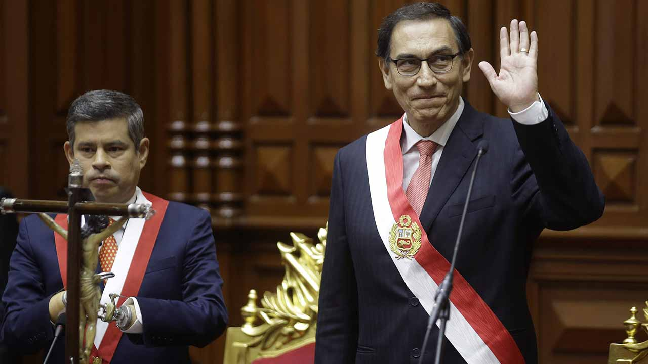 El mandatario no modificó la medida que hizo Pedro Pablo Kuczynski de retirar la invitación al presidente venezolano