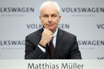 El presidente de la firma, Matthias Müller, aseguró que la automotriz logró beneficios con una cifra de 3 mil 300 millones de euros