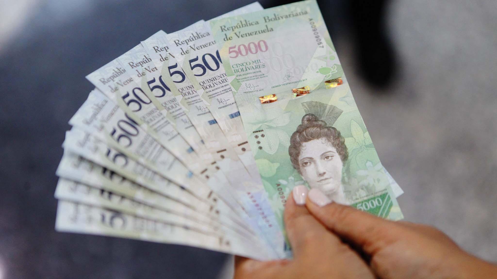 Billetes del actual cono monetario circularán con el Bolívar Soberano