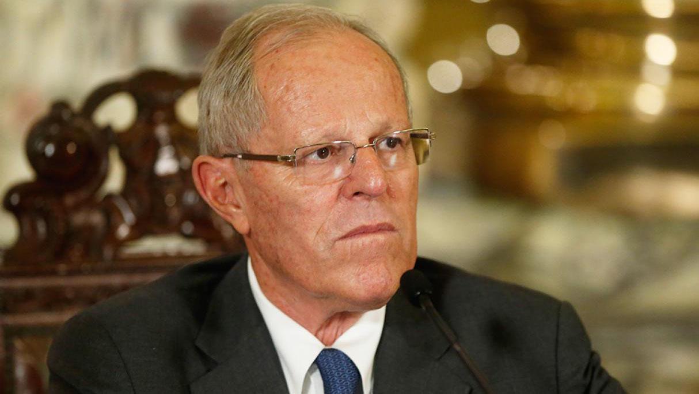Doble llave - Aprueban en Perú debatir pedido de destitución contra Kuczynski