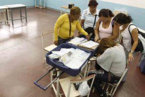 A partir del 20 de marzo, los votantes podrán conocer si fueron escogidos como miembros de mesa consultando la página del CNE