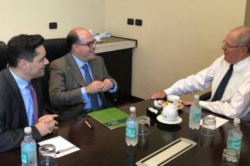 """Durante el encuentro, el mandatario peruano aseguró que se encuentra""""trabajando por ayudar a Venezuela en crisis política y humanitaria"""""""