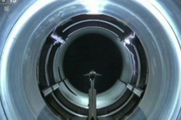 Doble llave - Construyen en China túnel de viento hipersónico