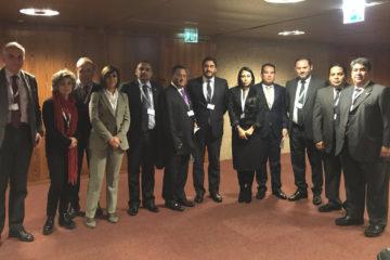 Doble llave - Denunciaron crisis venezolana en la Unión Interparlamentaria