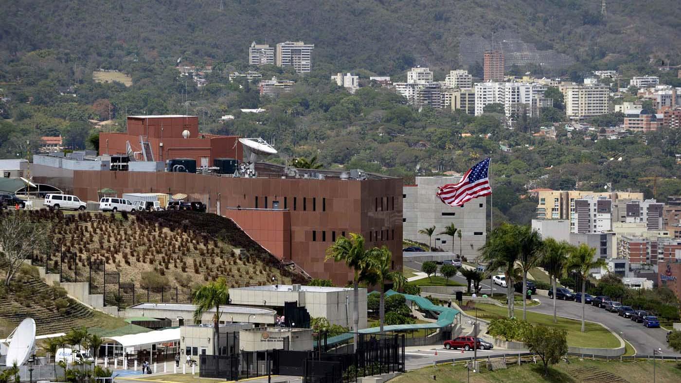 La embajada del país en Caracas señaló que es preocupante la situación en la que se encuentran líderes de la oposición como Leolpoldo López.