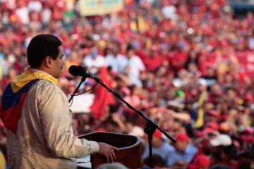 Venezuela repudia acusación de Colombia sobre agresiones de Maduro