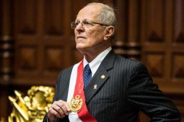 Doble llave - Kuczynski renunció a la presidencia del Perú