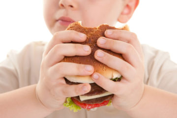 Doble llave - Obesidad reduce la cantidad de papilas gustativas