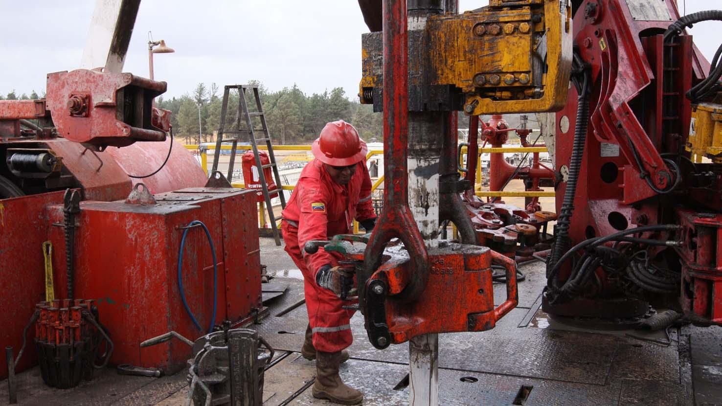 Funcionarios del Ente Nazionale Idrocarburi analizaron los proyectos que mantienen conjuntos en territorio venezolano