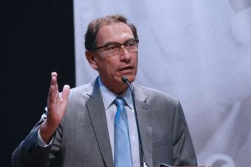 Doble llave - Vicepresidente Vizcarra es el llamado a asumir Presidencia del Perú