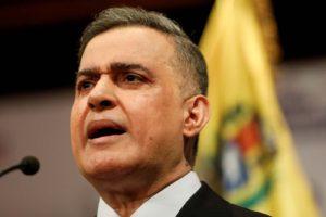 Doblellave-Fiscal general denunció planes conspirativos contra Venezuela