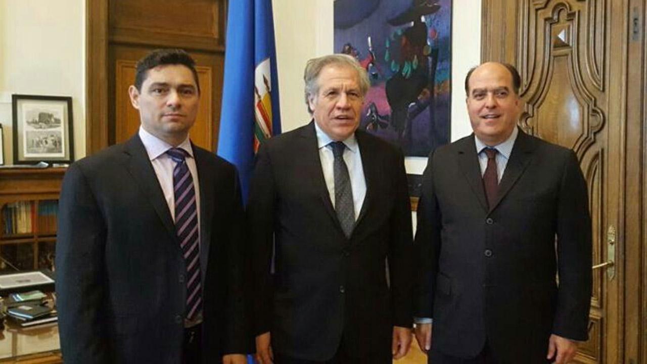 Doblellave-Borges denunció fraude electoral ante la OEA