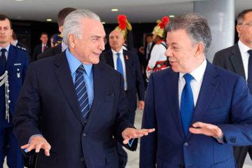 Doblellave-Brasil y Colombia instan a Venezuela permitir ayuda humanitaria