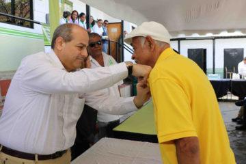 Doblellave-Fospuca ratifica su compromiso con Venezuela. José Simón Elarba