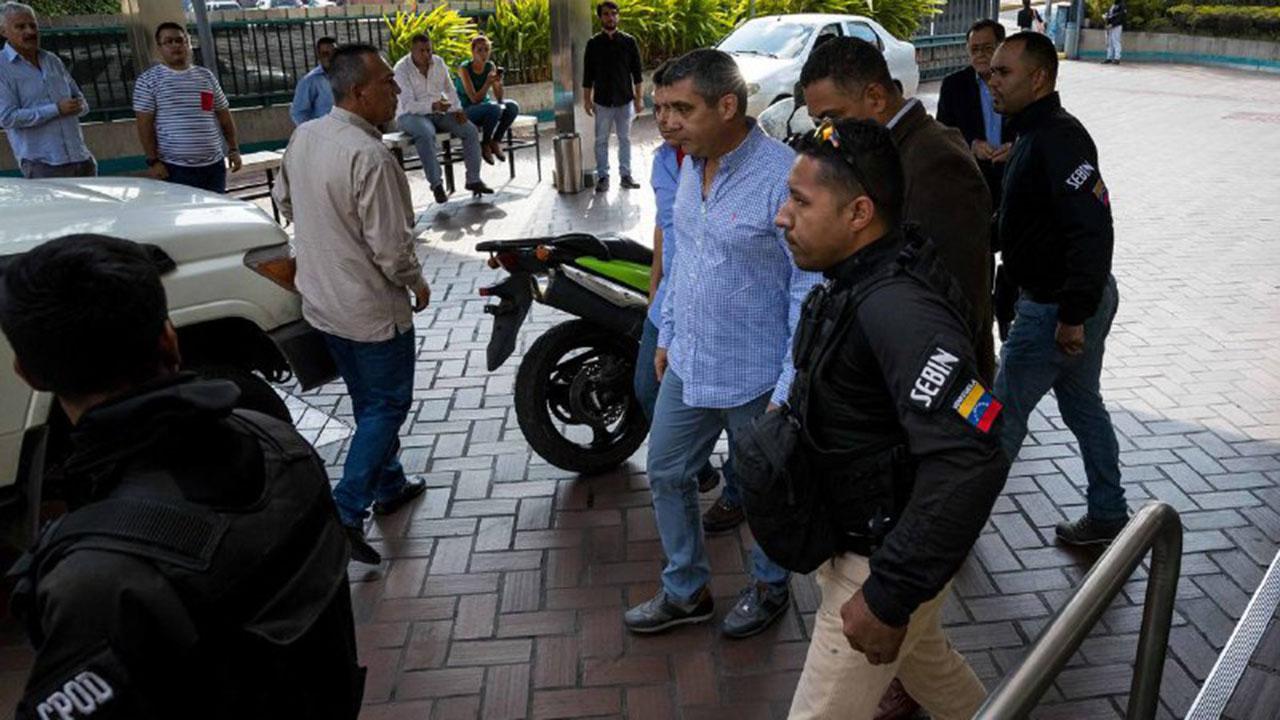Doblellave-Rodríguez Torres será juzgado en Fuerte Tiuna por conspiración