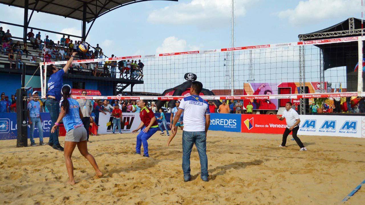 Doblellave-XVI Festival deportivo se encuentra activo en 24 estados del país