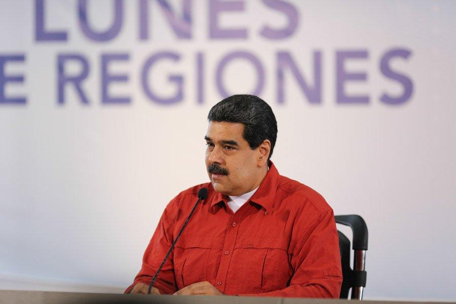 Maduro sostuvo encuentro con la Iglesia Católica