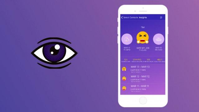 """Chatwatch, la app predilecta para los """"stalkers"""""""