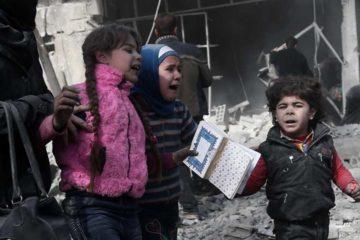 doble llave - El Gobierno sirio está poniendo todo su esfuerzo en recuperar el territorio sin medir las consecuencias