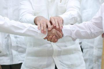 DOBLE LLAVE - De acuerdo a un comunicado emitido por el Gobierno y la ELN el diálogo continuará como un tratado entre ambos