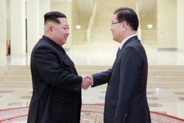 Los líderes de ambas naciones acordaron realizar la cumbre para finales del mes de abril y reducir la tensión militar