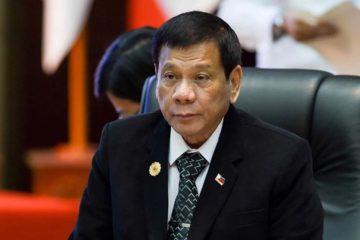 doble llave - El presidente de la Nación Rodrigo Duterte explicó que la CPI se está usando para señalar su reputación y su gestión como Jefe de Estado