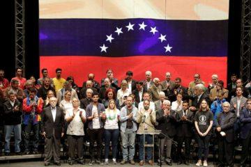 DobleLlave-Frente Amplio Venezuela convocó asambleas para este #17Mar
