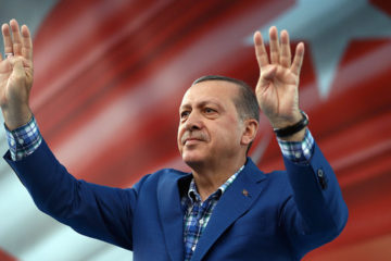 Presidente Erdogan inicia nuevo mandato en Turquía