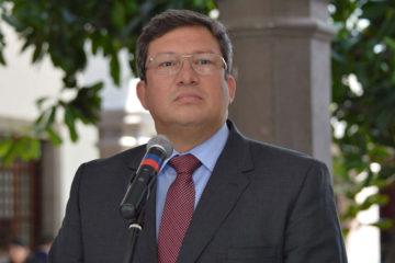La información la dio a conocer el ministro ecuatoriano del Interior, César Navas, durante rueda de prensa