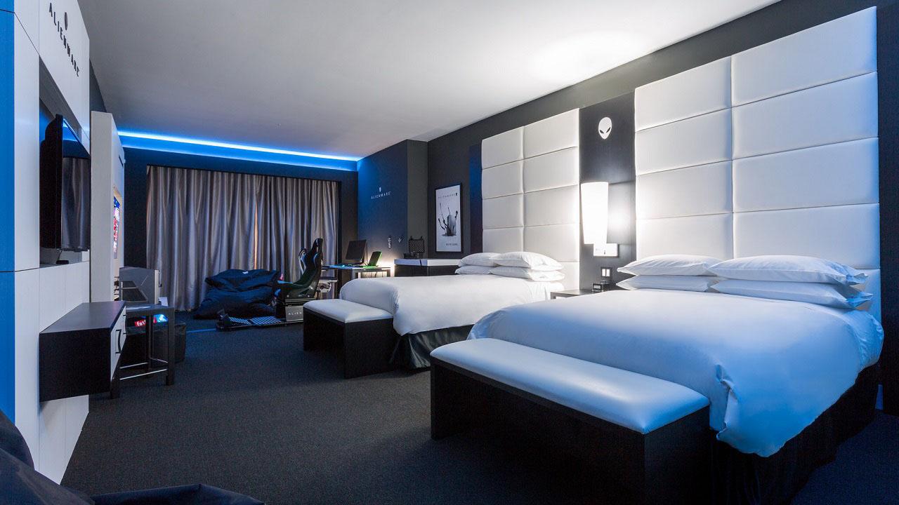Un hotel en Panamá ha decidido crear el destino perfecto para los adictos a los videojuegos