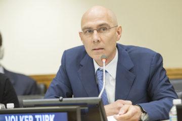 """El alto comisionado de Acnur, Volker Türk, dijo que """"el retorno forzado de este grupo es de gran preocupación"""""""