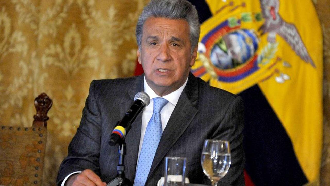 El gobierno ecuatoriano dijo el ultimátum luego de que circularán algunas fotografías en las que se muestran a los supuestos cuerpos del grupo