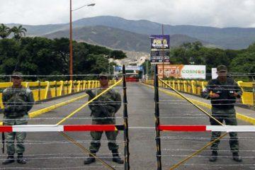 El hecho ocurrió en la vía Los Negros, Cerro Pata de Gallina, municipio Ayacucho en la frontera con Venezuela