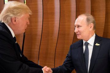 El mandatario estadounidense envió una invitación y declaró que estaría feliz de ver a su homólogo ruso