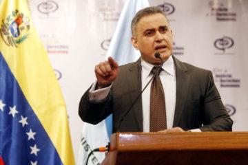 """El Fiscal general dijo que el debate de la AN sobre juicio al presidente """"carece de legitimidad"""""""
