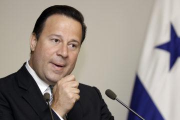 El jefe de Estado panameño se refiere a que, a partir del miércoles 25 de abril, las aerolíneas venezolanas ya no tendrán permiso para operar en Panamá